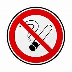 affiche défense de fumer panneau defense de fumer