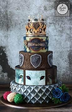 of thrones wedding cake mmm pastel