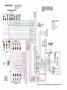 2006 international dt466 engine wiring diagrams diagrama international vt365