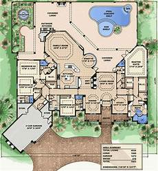 lanai house plans plan 66316we magnificent covered lanai with images