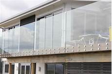 glas balkongeländer rahmenlos exterior frameless tempered glass balcony railing glass
