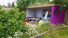 Shipping Container In Garden cargotecture transform your garden with a shipping