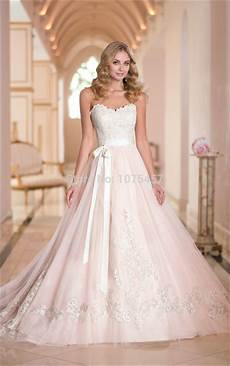 Pink Wedding Gowns 2015