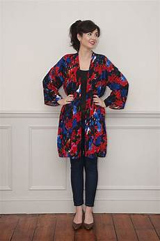 sew over it kimono jacket sewing pattern sew over it online fabric shop