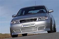 Ws Front Bumper Spoiler For Audi A3 8l Facelift Spoiler