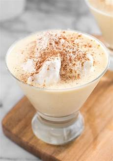 non alcoholic homemade eggnog