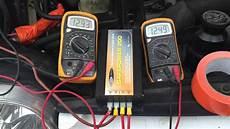 02 Test R 233 Gulateur Stabilisateur De Tension 12v Dc