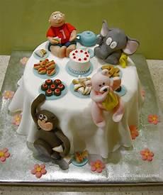Fondant Torte Kindergeburtstag - howtocookthat cakes dessert chocolate 1st birthday