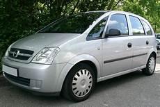 2007 Opel Meriva Partsopen