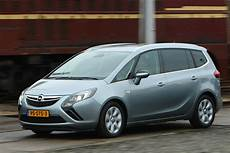 Opel Zafira 1 4 Turbo 140pk Edition 2012 Autotests