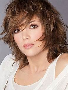 cute haircuts for medium hairs choppy hairstyles are for men and