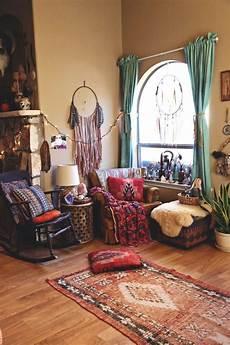 Living Room Boho Home Decor Ideas by A Cozy Boho Nook Dining Area Mi Casa Bohemian Living
