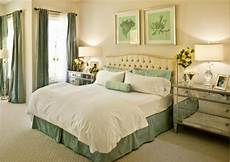 the glam pad 50 gorgeous green and white bedrooms
