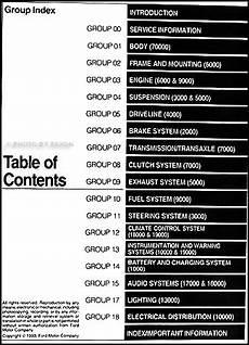 1994 ford probe repair shop manual original 1994 ford probe repair shop manual original