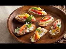 appetizer ideas that take less than 10 minutes youtube