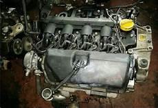 motor renault 2 5 g9u7 trafic master