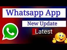 whatsapp new update whatsapp download new version 2018 youtube