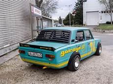 lada 2101 fotografiert auf dem auto motor und tuning show