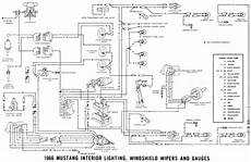 1966 mustang flasher diagram wiring schematic 1966 mustang wiring diagrams average joe restoration