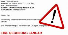 rechnung michael weber eine verd 228 chtige rechnung einem michael weber erhalten