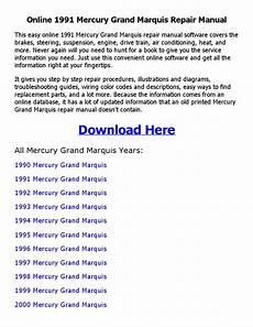 auto repair manual online 1991 mercury grand marquis free book repair manuals 1991 mercury grand marquis repair manual online by ahmed issuu