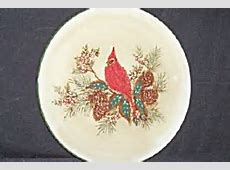 Pacific Rim Cardinal Dinner Plate (China and Dinnerware