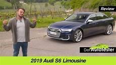 Audi S6 Ps - in der 2019 audi s6 limousine 349 ps durch s rebland