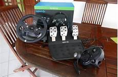 Volant Xbox One Occasion Volant Logitech G920 Pc Et Xbox One Shifter Consoles