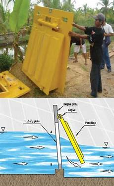 Melihat Bendung Slinga Solusi Pengelolaan Sumber Daya Air