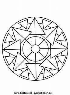 Kostenlose Ausmalbilder Zum Ausdrucken Mandalas Ausmalbilder Mandala 8 Mandalas Zum Ausmalen