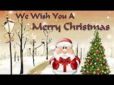 we wish you a merry christmas christmas carols popular christmas songs for children youtube