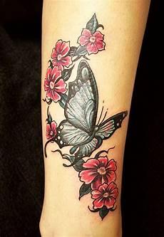 Tatuagens Femininas De Borboletas Tatuagens Femininas