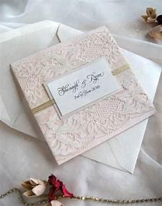 Wedding Invitation Wedding Invitation Lace