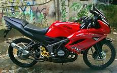 Motor Rr Modif by Rr Paduan Modifikasi Motor Auto Design Tech