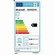 four encastrable pyrolyse brandt bxp6575x