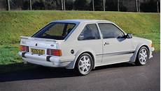 rs turbo used 1985 ford rs turbo for sale in warwickshire