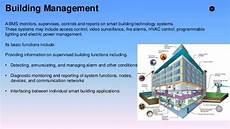 intelligent buildings standards