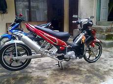Modifikasi Motor Jupiter Z 2010 by Gambar Modifikasi Motor Yamaha Jupiter Z Terbaik Paling