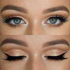 Augen Make Up Blaue Augen - blaue augen schminken tages make up make up prom