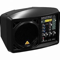behringer eurolive b207mp3 6 5 quot pa monitor speaker system guitar center