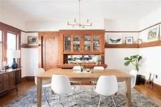 before after a diy couple tackle their 1915 craftsman in san diego modern dining rooms in