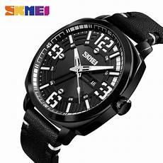 Skmei Jam Tangan Analog skmei jam tangan analog pria 1351 black