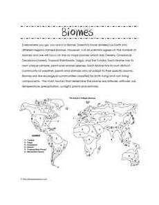 14 best images of middle school biome worksheet biome map coloring worksheet biome worksheets