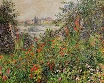 Claude Monet Paintings Reproductions 8