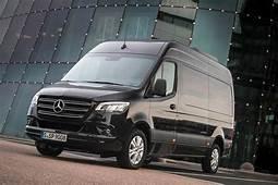 2020 Mercedes Benz Sprinter Passenger Van Review Trims