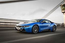 BMW I8 In London  Video