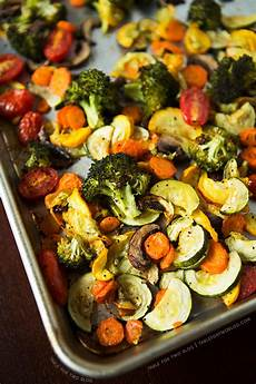 roasted vegetables recipe for easy roasted vegetables