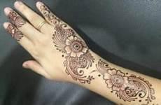 Henna Untuk Anak Kecil Yang Aman Dan Contoh Motif Yang