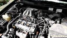 toyota avalon engine 1995 toyota avalon xls engine rev