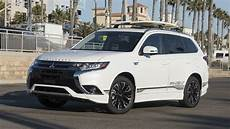 2018 Mitsubishi Outlander Phev Drive Of The